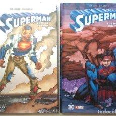 Cómics: SUPERMAN DE JOHN ROMITA JR. COMPLETA. Lote 126793595