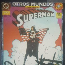 Cómics: SUPERMAN ANUAL #1 (ZINCO, 1989). Lote 126808907
