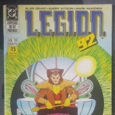Cómics: LEGION 92 #13 (ZINCO, 1992). Lote 126813323