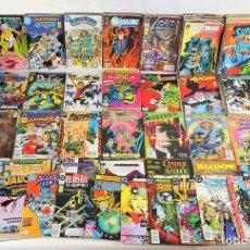 Cómics: EXCEPCIONAL COLECCIÓN DE CLÁSICOS DC. 197 COMICS. EDICIONES ZINCO. 1985/1994.. Lote 126973463