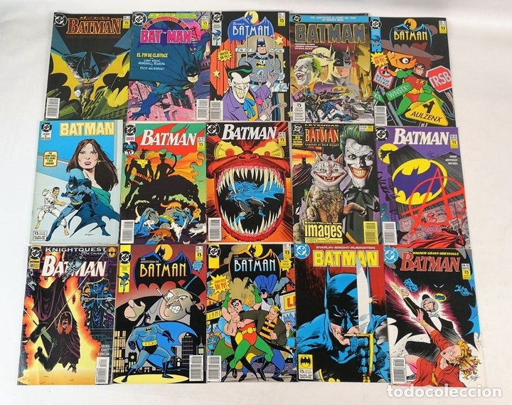 Cómics: EXCEPCIONAL COLECCIÓN DE CLÁSICOS DC. 197 COMICS. EDICIONES ZINCO. 1985/1994. - Foto 4 - 126973463