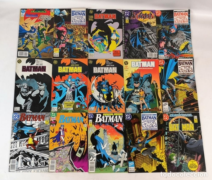 Cómics: EXCEPCIONAL COLECCIÓN DE CLÁSICOS DC. 197 COMICS. EDICIONES ZINCO. 1985/1994. - Foto 5 - 126973463