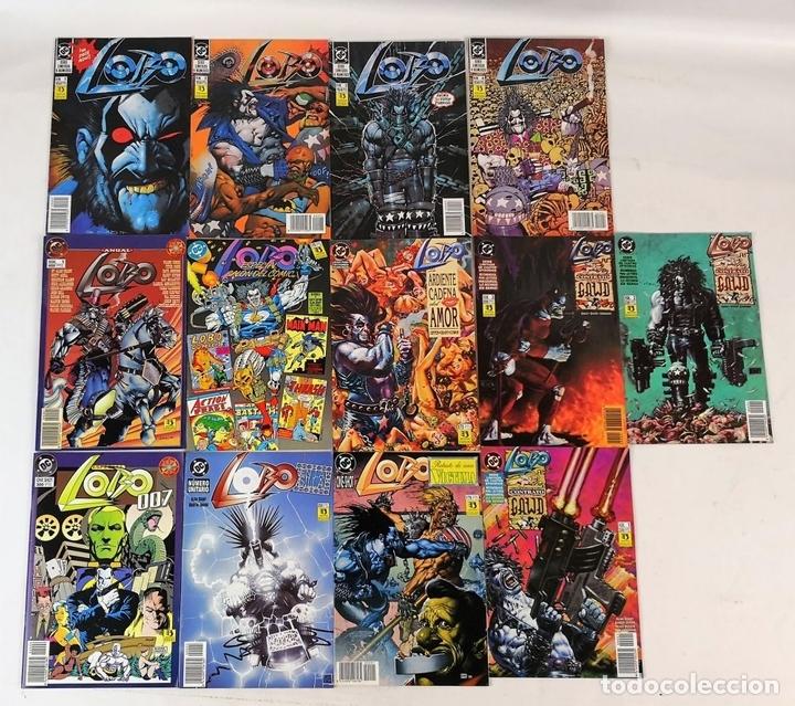 Cómics: EXCEPCIONAL COLECCIÓN DE CLÁSICOS DC. 197 COMICS. EDICIONES ZINCO. 1985/1994. - Foto 7 - 126973463