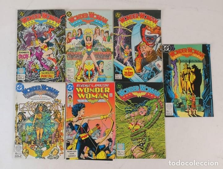 Cómics: EXCEPCIONAL COLECCIÓN DE CLÁSICOS DC. 197 COMICS. EDICIONES ZINCO. 1985/1994. - Foto 9 - 126973463