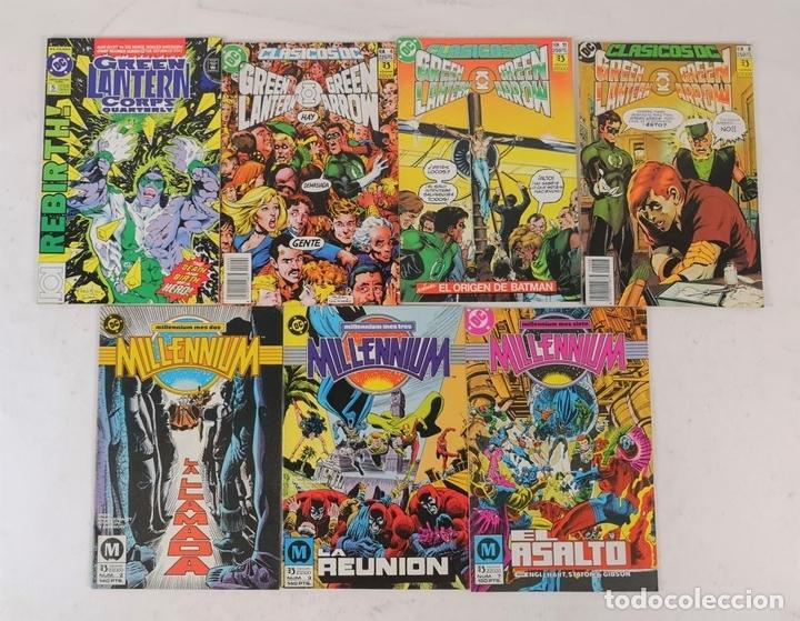 Cómics: EXCEPCIONAL COLECCIÓN DE CLÁSICOS DC. 197 COMICS. EDICIONES ZINCO. 1985/1994. - Foto 13 - 126973463
