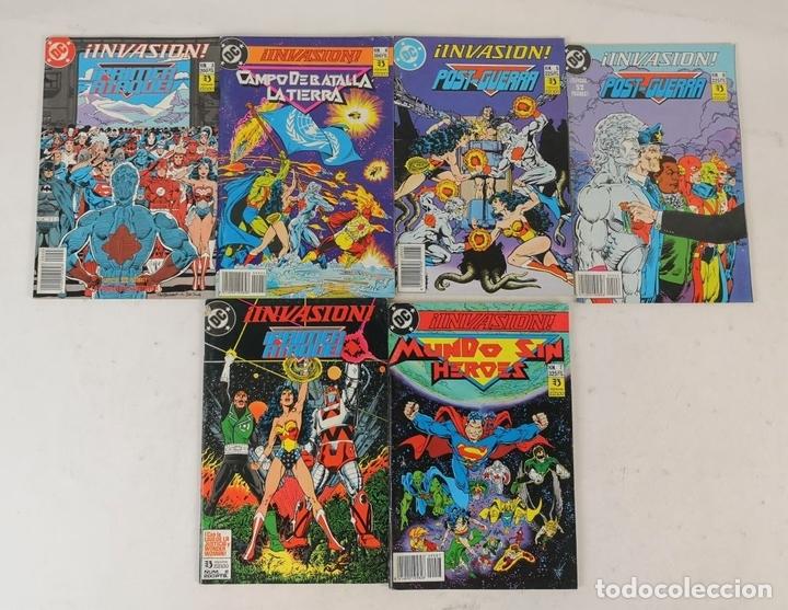 Cómics: EXCEPCIONAL COLECCIÓN DE CLÁSICOS DC. 197 COMICS. EDICIONES ZINCO. 1985/1994. - Foto 16 - 126973463