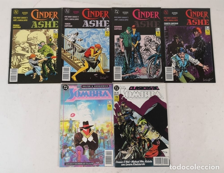 Cómics: EXCEPCIONAL COLECCIÓN DE CLÁSICOS DC. 197 COMICS. EDICIONES ZINCO. 1985/1994. - Foto 17 - 126973463