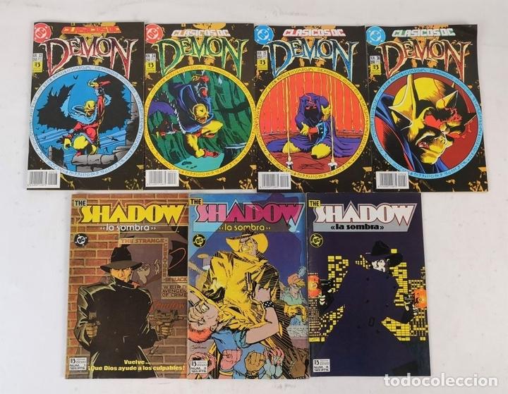 Cómics: EXCEPCIONAL COLECCIÓN DE CLÁSICOS DC. 197 COMICS. EDICIONES ZINCO. 1985/1994. - Foto 18 - 126973463