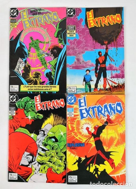 Cómics: EXCEPCIONAL COLECCIÓN DE CLÁSICOS DC. 197 COMICS. EDICIONES ZINCO. 1985/1994. - Foto 20 - 126973463