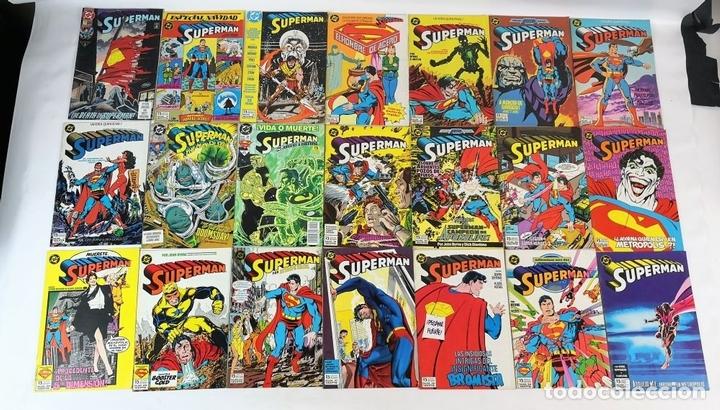 Cómics: EXCEPCIONAL COLECCIÓN DE CLÁSICOS DC. 197 COMICS. EDICIONES ZINCO. 1985/1994. - Foto 21 - 126973463