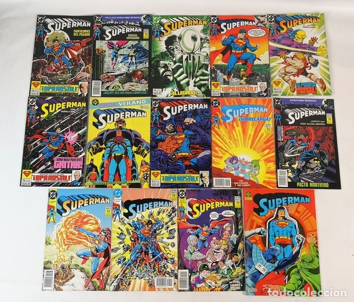 Cómics: EXCEPCIONAL COLECCIÓN DE CLÁSICOS DC. 197 COMICS. EDICIONES ZINCO. 1985/1994. - Foto 22 - 126973463