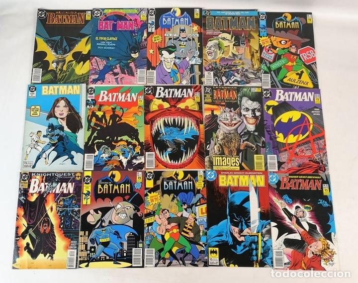 Cómics: EXCEPCIONAL COLECCIÓN DE CLÁSICOS DC. 197 COMICS. EDICIONES ZINCO. 1985/1994. - Foto 23 - 126973463