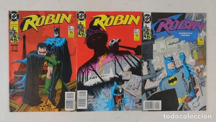 Cómics: EXCEPCIONAL COLECCIÓN DE CLÁSICOS DC. 197 COMICS. EDICIONES ZINCO. 1985/1994. - Foto 29 - 126973463