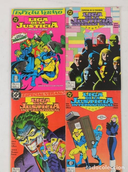 Cómics: EXCEPCIONAL COLECCIÓN DE CLÁSICOS DC. 197 COMICS. EDICIONES ZINCO. 1985/1994. - Foto 30 - 126973463