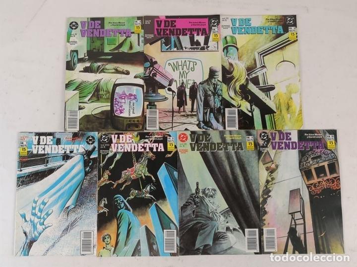 Cómics: EXCEPCIONAL COLECCIÓN DE CLÁSICOS DC. 197 COMICS. EDICIONES ZINCO. 1985/1994. - Foto 33 - 126973463