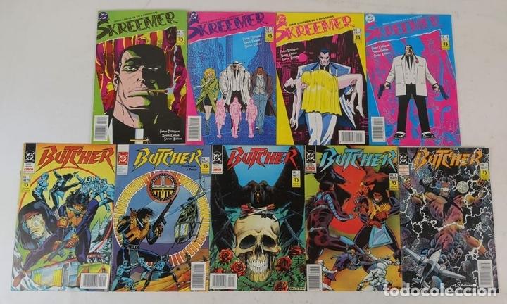 Cómics: EXCEPCIONAL COLECCIÓN DE CLÁSICOS DC. 197 COMICS. EDICIONES ZINCO. 1985/1994. - Foto 39 - 126973463
