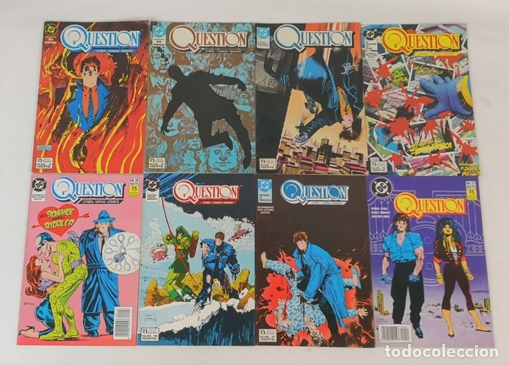 Cómics: EXCEPCIONAL COLECCIÓN DE CLÁSICOS DC. 197 COMICS. EDICIONES ZINCO. 1985/1994. - Foto 50 - 126973463