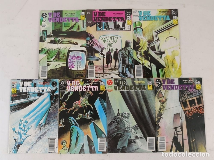 Cómics: EXCEPCIONAL COLECCIÓN DE CLÁSICOS DC. 197 COMICS. EDICIONES ZINCO. 1985/1994. - Foto 56 - 126973463