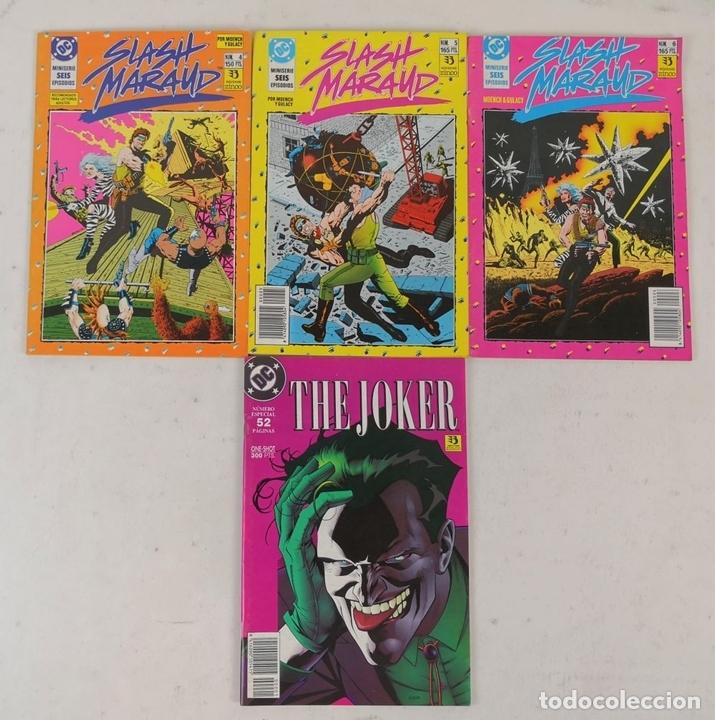 Cómics: EXCEPCIONAL COLECCIÓN DE CLÁSICOS DC. 197 COMICS. EDICIONES ZINCO. 1985/1994. - Foto 63 - 126973463