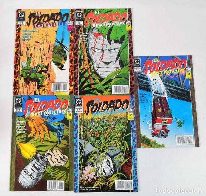 Cómics: EXCEPCIONAL COLECCIÓN DE CLÁSICOS DC. 197 COMICS. EDICIONES ZINCO. 1985/1994. - Foto 66 - 126973463