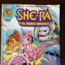 Cómics: COMIC SHE-RA Y EL REINO MAGICO Nº 2 Y Nº 6 1987 NUEVO. Lote 127181851