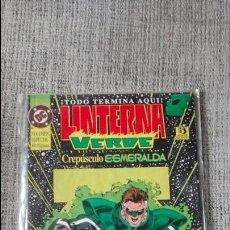 Fumetti: LINTERNA VERDE CREPUSCULO ESMERALDA EDICIONES ZINCO. Lote 127513387