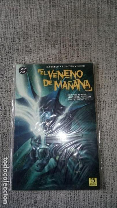BATMAN FLECHA VERDE -EL VENENO DEL MAÑANA- EDICIONES ZINCO (Tebeos y Comics - Zinco - Batman)
