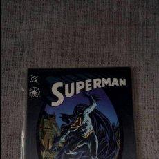 Cómics: SUPERMAN BALAS ARDIENTES EDICIONES ZINCO. Lote 127510691