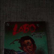Cómics: LOBO GREATEST HITS EDICIONES ZINCO. Lote 127512131