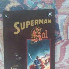 Cómics: SUPERMAN KAL . Lote 127519723