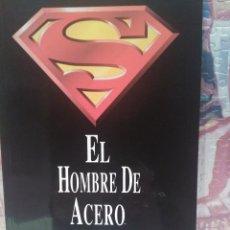 Cómics: TOMO EL HOMBRE DE ACERO TOMO ESPECIAL JOHN BYRNE Y DICK GIORDANO DC . Lote 127519951