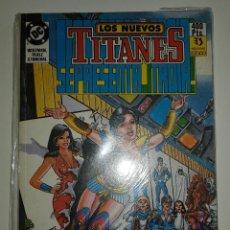 Cómics: DC COMICS - LOS NUEVOS TITANTES VOLUMEN 2 RETAPADO Nº 12 AL 16 (EDICIONES ZINCO AÑOS 80). Lote 127556403