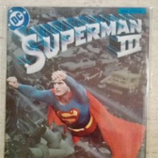 Cómics: SUPERMAN III - FIEL ADAPTACION AL FILM. Lote 127635031