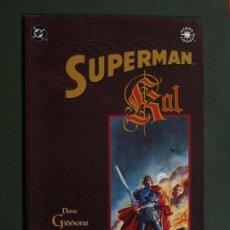 Cómics: SUPERMAN: KAL (DC - ZINCO). Lote 127862027