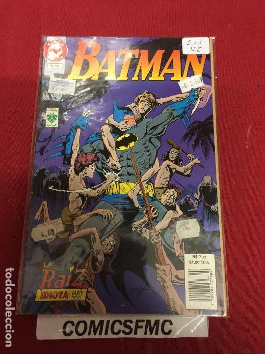 BATMAN VID NUMERO 211 NORMAL ESTADO REF.33 (Tebeos y Comics - Zinco - Batman)