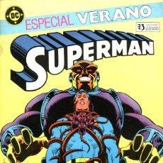 Cómics: SUPERMAN ESPECIAL VERANO (ZINCO) DE ALAN MOORE Y DAVE GIBBONS. Lote 128003299