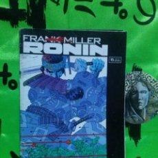 Cómics: RONIN - FRANK MILLER, LIBRO TRES - ZINCO.. Lote 128117255