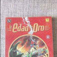 Cómics: LA EDAD DE ORO SERIE COMPLETA 4 TOMOS EDICIONES ZINCO. Lote 128167395
