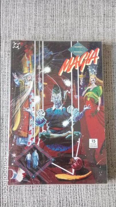 LOS LIBROS DE LA MAGIA PRIMERA SAGA COMPLETA EDICIONES ZINCO (Tebeos y Comics - Zinco - Prestiges y Tomos)