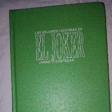 Cómics: LAS MEJORES HISTORIAS DE EL JOKER JAMÁS CONTADAS. Lote 128188851