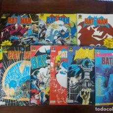 Cómics: BATMAN VOLUMEN VOL. 1 ZINCO COLECCIÓN COMPLETA Nº 1 AL 20 + EXTRA. Lote 128199347