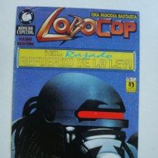 Cómics: LOBOCOP (ONE-SHOT LOBO - EL RAJADO REFUERZO DE LA LEY) ZINCO (DC). Lote 128240555