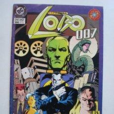 Cómics: LOBO 007 (ONE SHOT ESPECIAL) ZINCO (DC). Lote 128240639
