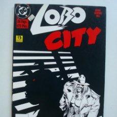 Cómics: LOBO CITY (ZINCO). Lote 128240947