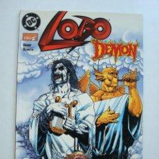 Cómics: LOBO / DEMON (COLECCIÓN REGULAR NORMA Nº 24) DC. Lote 128241411