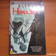Cómics: BATMAN HOUDINI. EL TALLER DEL DIABLO. MARK CHIARELLO. EDICIONES ZINCO. Lote 128305771