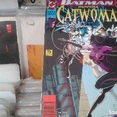 Cómics: BATMAN CONTRA CATWOMAN,DC OBRA COMPLETA. Lote 206118816
