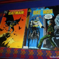 Cómics: BATMAN VOL. 1 Nº 10. ZINCO 1985. 95 PTS. BATMAN VOL. 2 Nº 27. ZINCO 1988. 125 PTS. BUEN ESTADO.. Lote 128338631