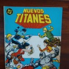 Cómics: NUEVOS TITANES - NUMERO 39 - EDICIONES ZINCO - DC COMICS. Lote 128341891