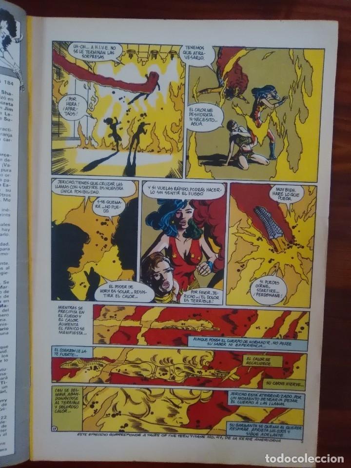 Cómics: NUEVOS TITANES - NUMERO 39 - EDICIONES ZINCO - DC COMICS - Foto 2 - 128341891